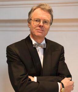 Hans Josef Knaust Präsident des Vereins IMP -Innovative Musikprojekte Salzburg