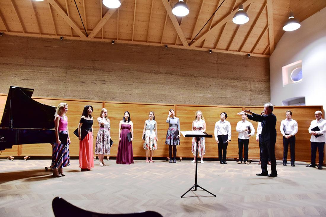 Chor: Salzburg Vokal - IMP-Salzburg