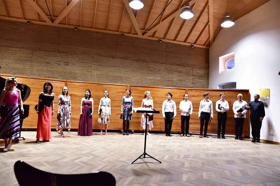 Chor: Salzburg Vokal - Innovative Musikprojekte Salzburg