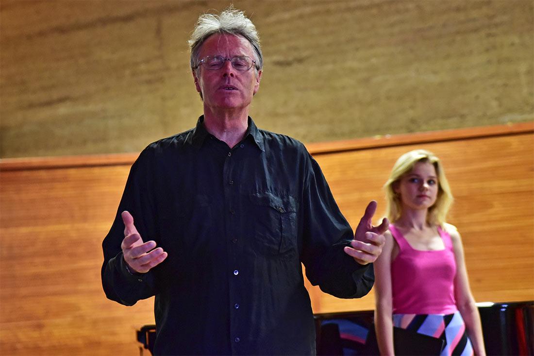 Chor: Salzburg Vokal - Leitung Hans-Josef Knaust