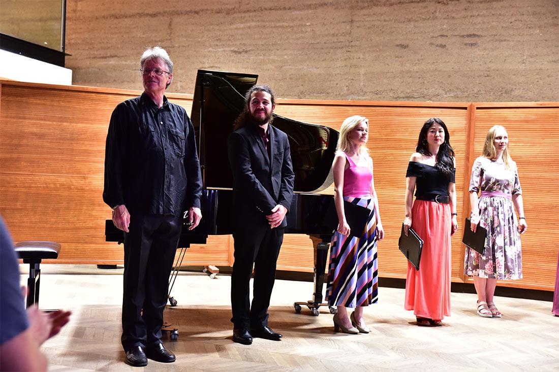 Innovative Musikprojekte Salzburg - IMP - VEranstaltung op.103, ausgewählte Chorgesänge