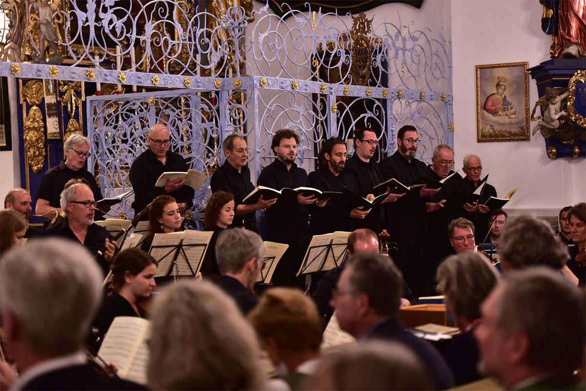 Josef Haydn - die JAhreszeiten - Konzert in MAria Plain - veranstaltet von IMP Salzburg