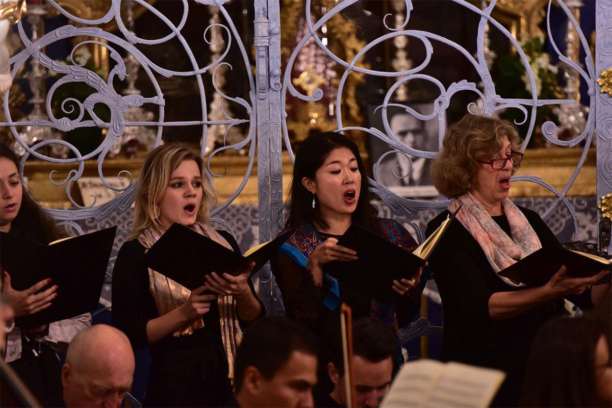 Chor Salzburg BArock - Konzert in MAria Plain - veranstaltet von IMP Salzburg