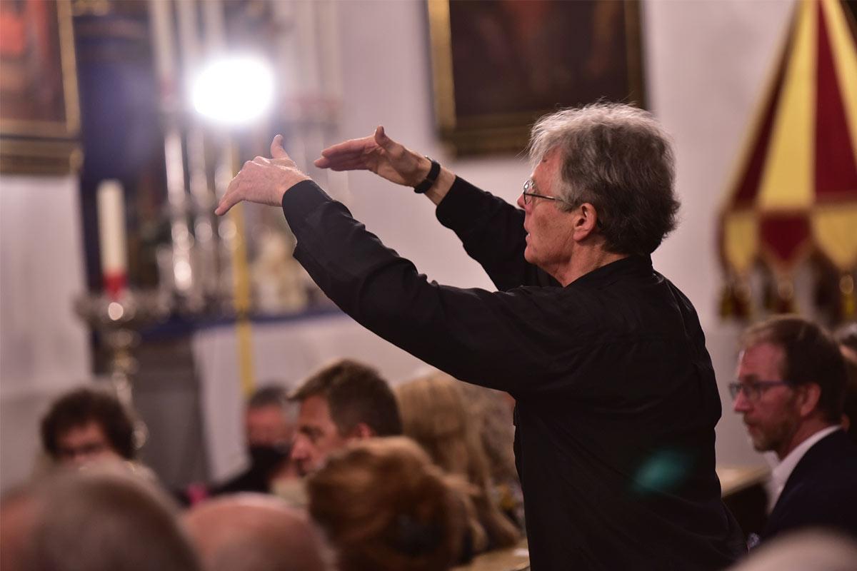 Hans-Josef Knaust - Dirigent - IMP Salzburg