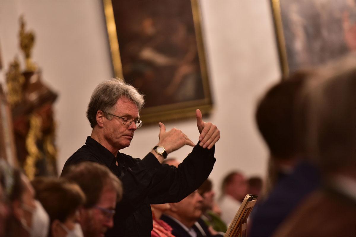 Die Jahreszeiten Maria Plain - Dirigent Hans Josef Knaust
