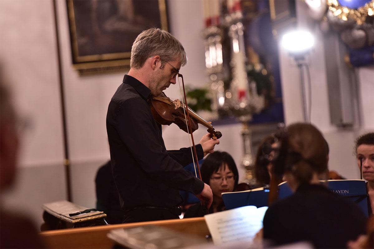 """Joseph Haydn """"Die Jahreszeiten""""Orchester: Salzburg Barock MAria Plain"""