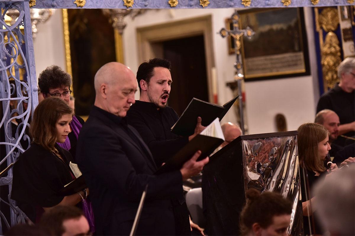 Solisten HAydn Jahreszeiten - Konzert in MAria Plain
