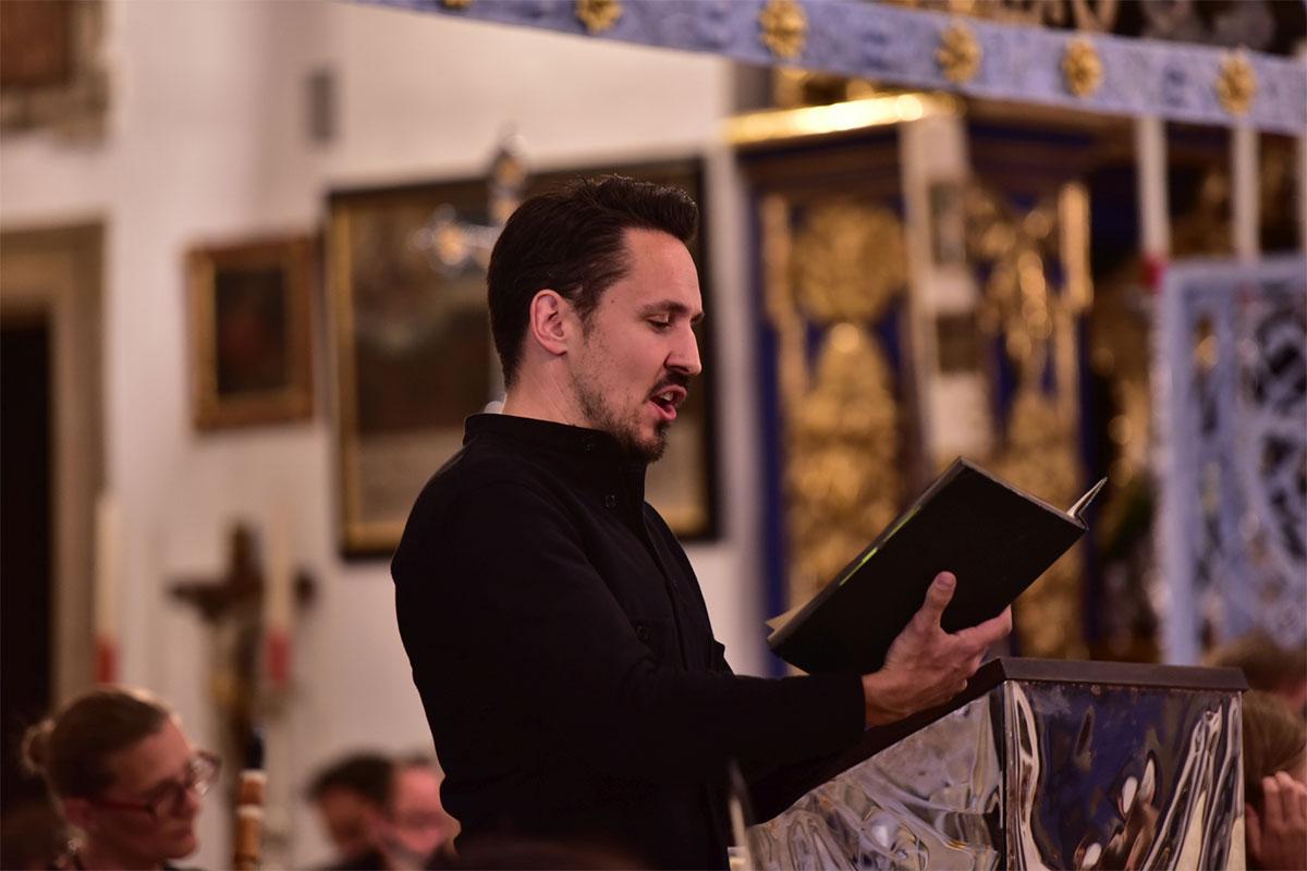 Juraj Kuchar, Tenor Konzert die JAhreszeiten MAria Plain