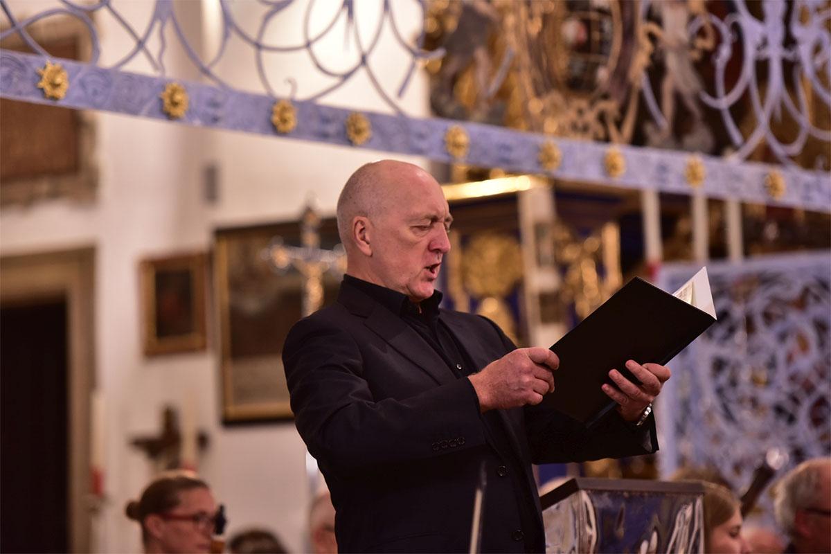 Krzystof Borysiewicz, Baß Konzert die JAhreszeiten MAria Plain