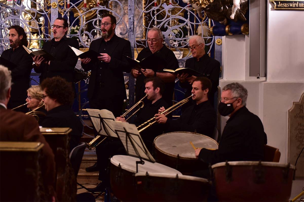 Chor: Salzburg Barock Maria Plain, Veranstalter IMP Salzburg
