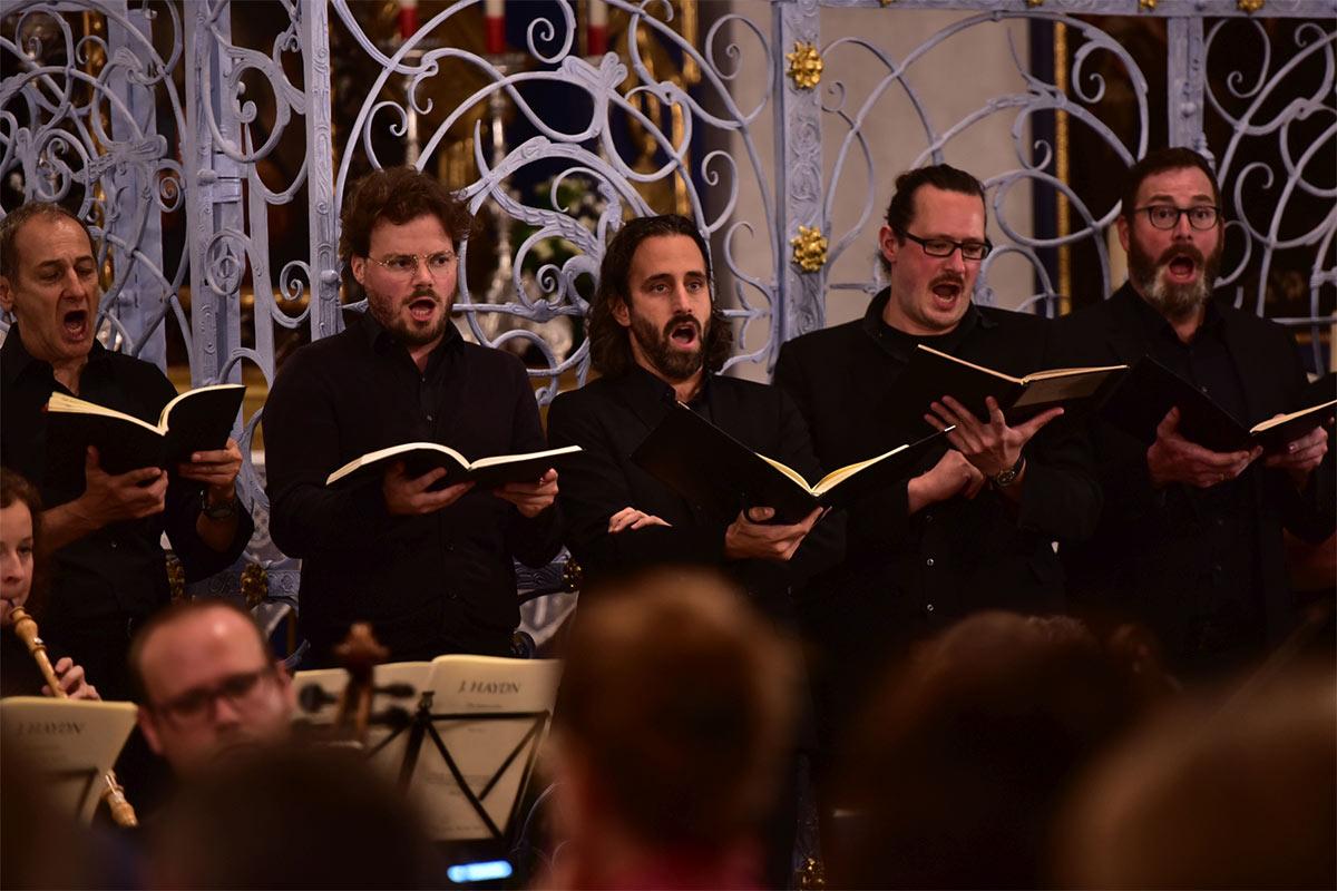 """Joseph Haydn """"Die Jahreszeiten"""" Chor Salzburg Barock"""