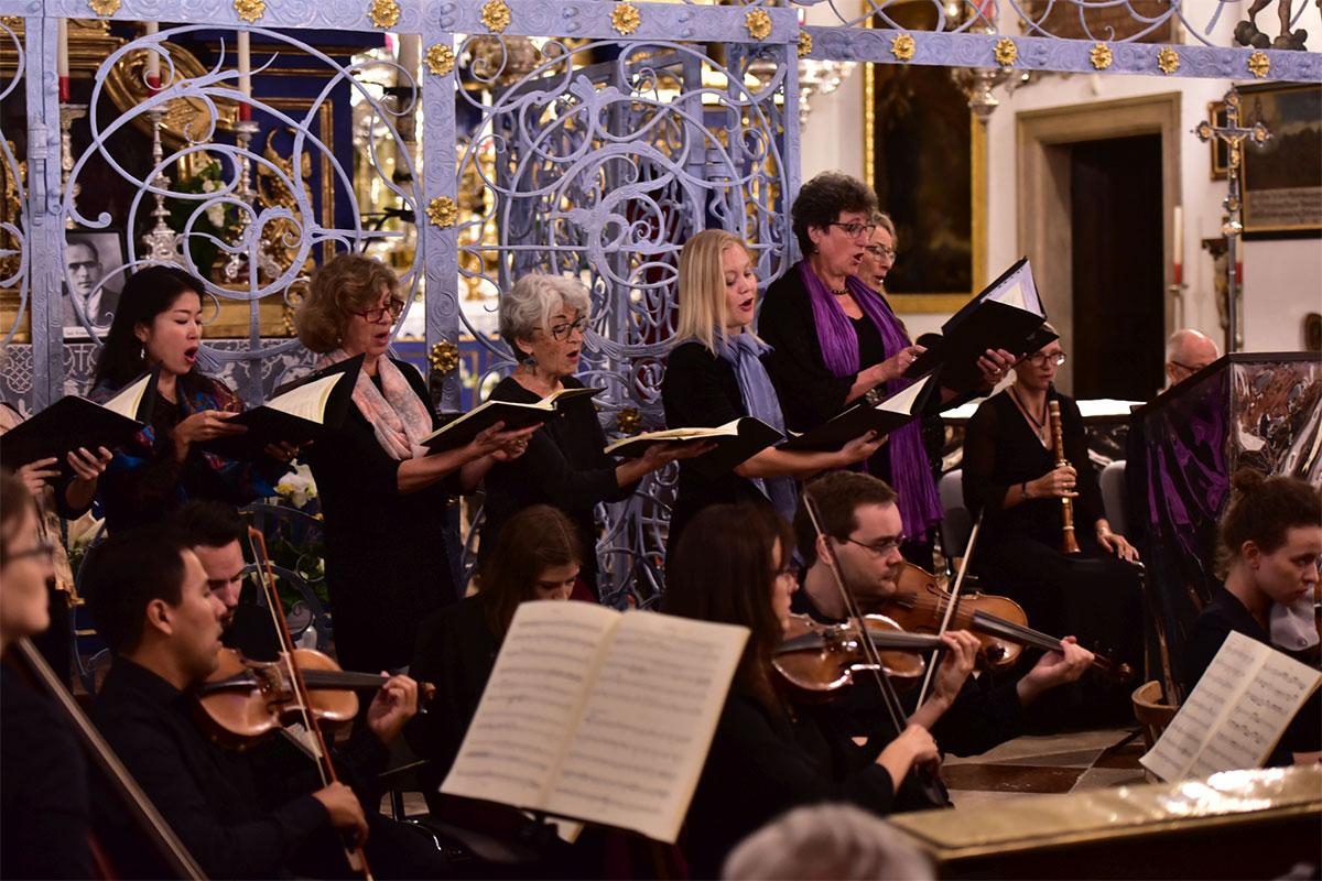 """Joseph Haydn """"Die Jahreszeiten"""" 22. August 2021 Maria Plain Basilika"""