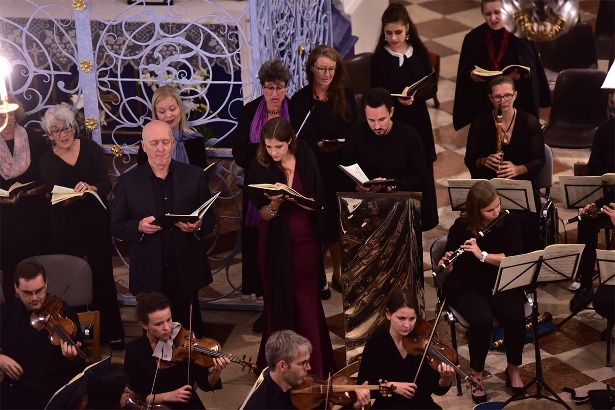 Chor: Salzburg Barock - Maria Plain HAydn die JAhreszeiten
