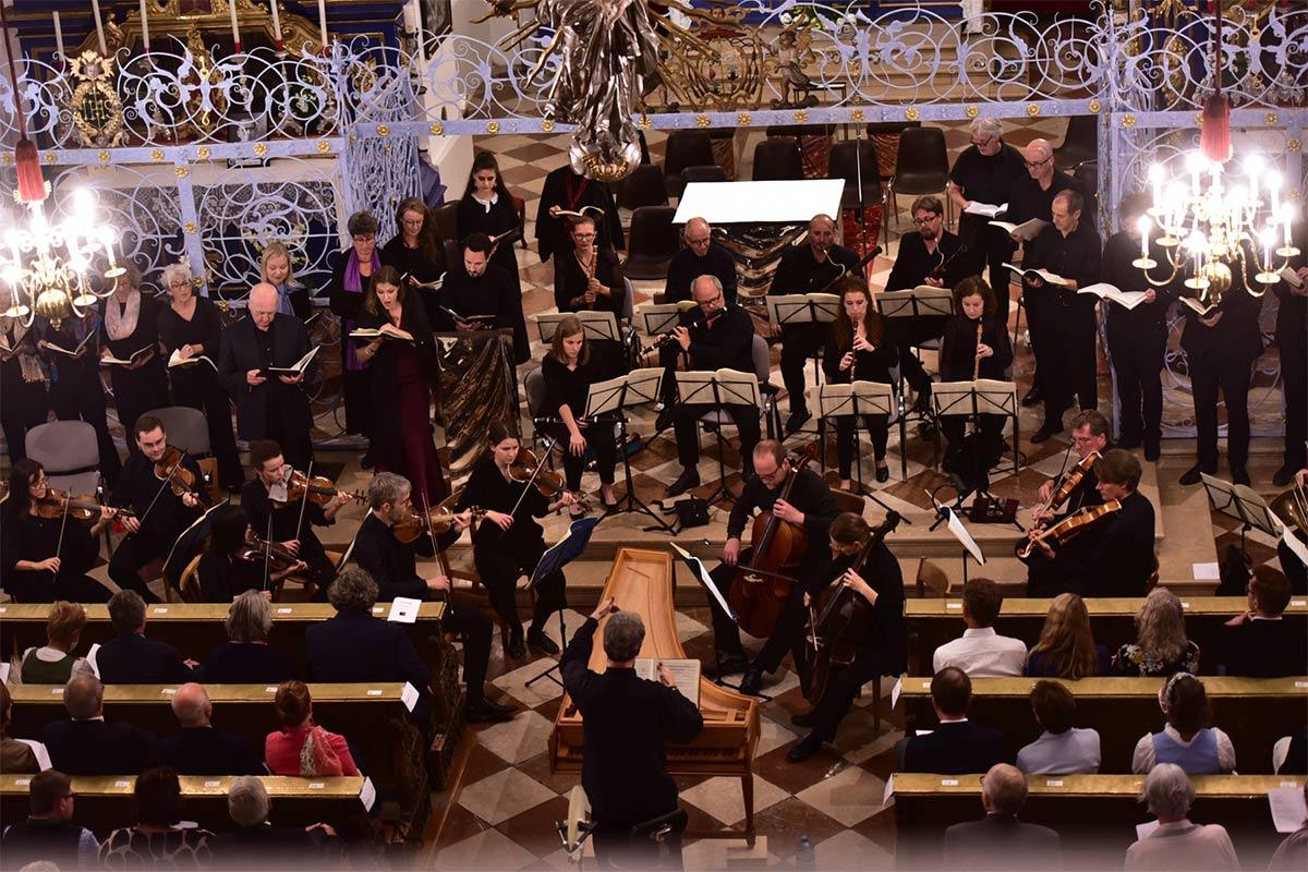 Orchester: Salzburg Barock Chor: Salzburg Barock